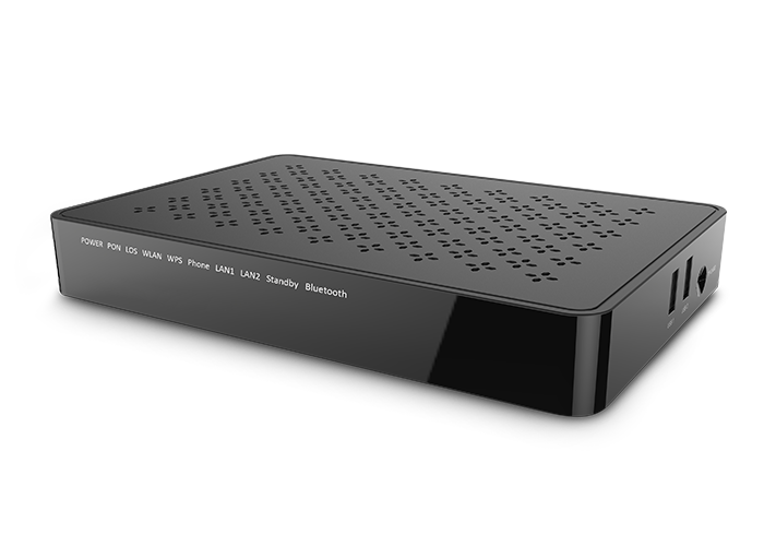 Triple play IPTV box is an OTT box with GPON ONU terminal devices designed for fulfilling FTTx and triple play service demmands